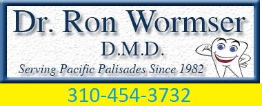 Dr. Ron Wormser, D.M.D. | Pacific Palisades Dentist | Pacific Palisades Dentistry